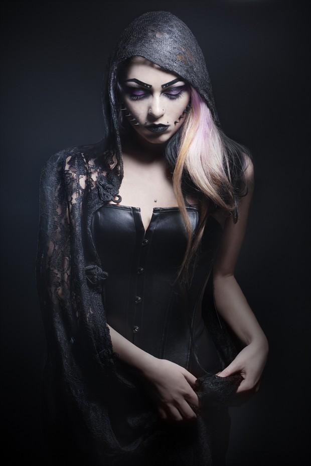 She is my sin II Fantasy Photo by Model Ewel
