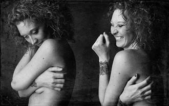 She melts me Tattoos Photo by Model Ann Arbor Mel
