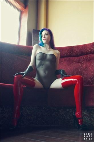 Sheer Show Fetish Photo by Model TristinVitriol