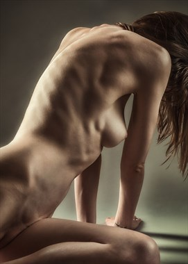 Shoulder   Poly Artistic Nude Photo by Photographer rick jolson