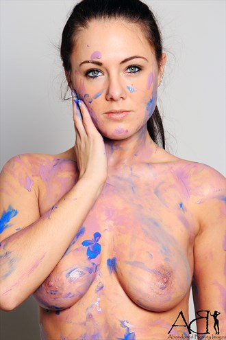 Show Your Colors   Carrie Body Painting Photo by Photographer Abandoned Beauty