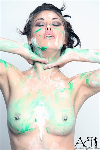 Show Your Colors   Jamie Artistic Nude Photo by Photographer Abandoned Beauty