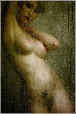 Shower TIme Artistic Nude Photo by Photographer Magicc Imagery