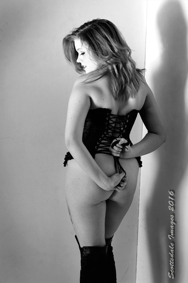 Shy Lingerie Photo by Photographer Scottsdale Images