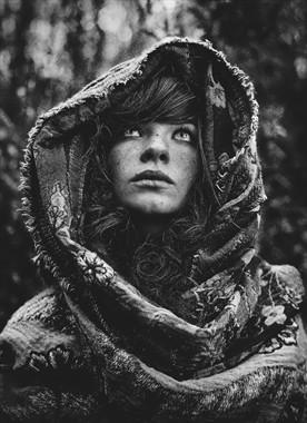 Siberian Stories: Autumn Is Coming Fashion Photo by Photographer Daria Pitak