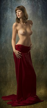 Sienna Erotic Photo by Photographer Tom Gore