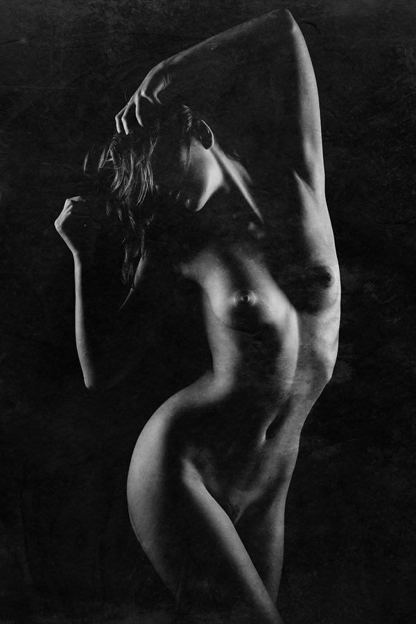 Sienna Hayes Artistic Nude Photo by Photographer JAE