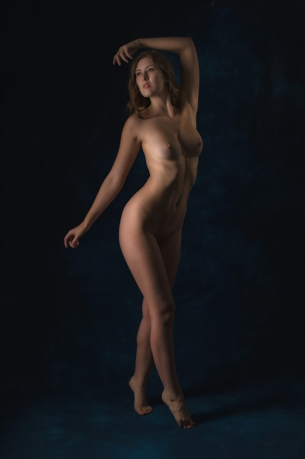 Sienna Hayes Artistic Nude Photo by Photographer Paul Anders