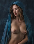 Sienna Hayes Sensual Photo by Photographer Paul Anders