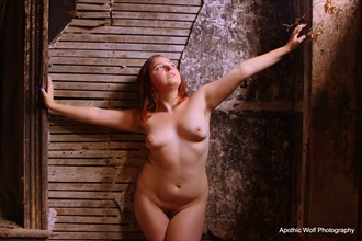 Sienna Luna Artistic Nude Artwork by Photographer A W Photography
