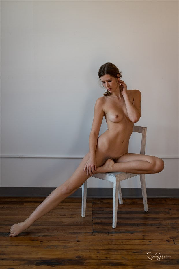 Sienna... Artistic Nude Photo by Photographer Spyro Zarifopoulos