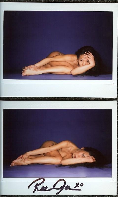 Signed, Sealed, Delivered Artistic Nude Artwork by Model Ree Ja
