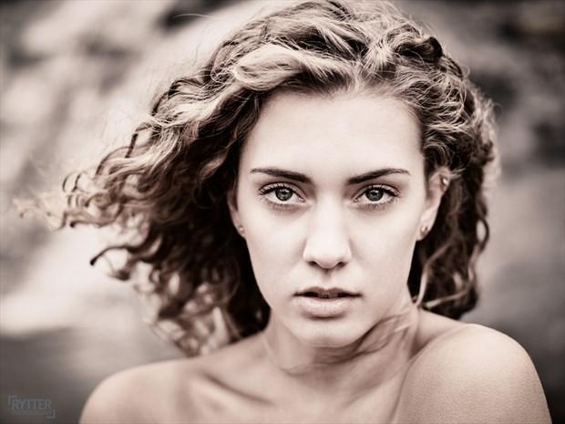 Sigrun Close Up Photo by Photographer Rytter Photography