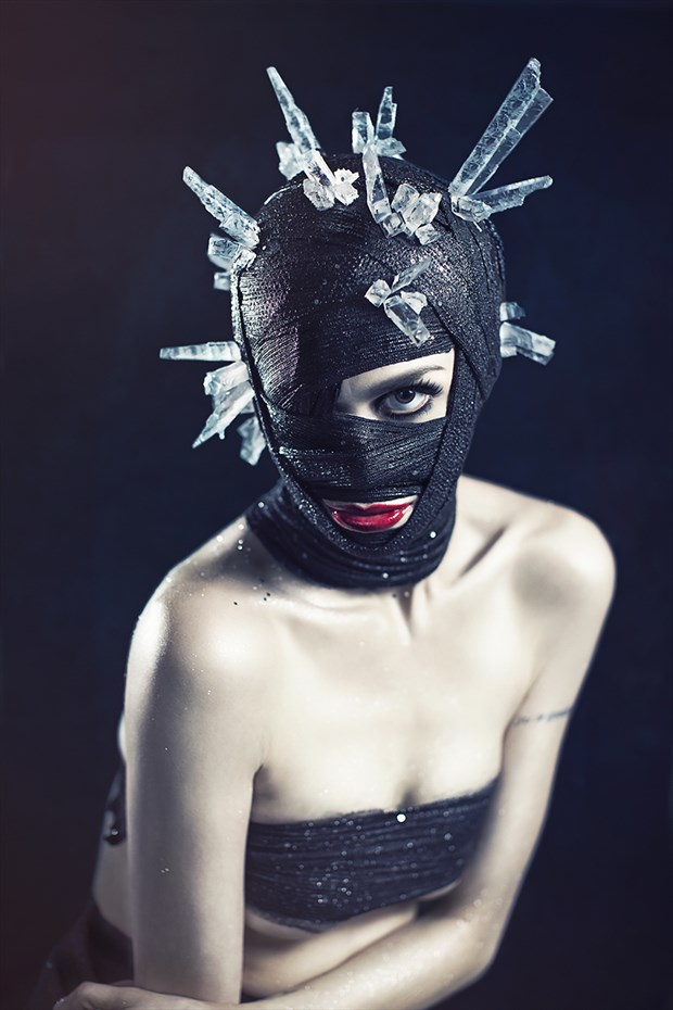 Silent Fetish Photo by Photographer Marcos Domenech