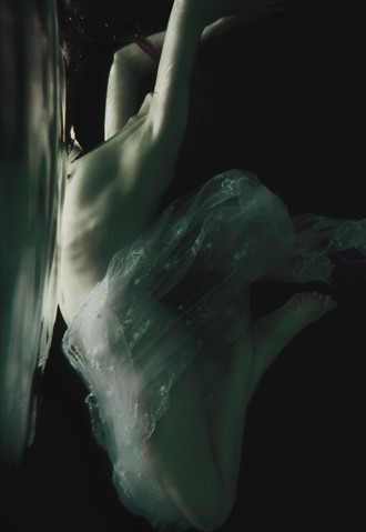 Silent Lucidity Artistic Nude Photo by Photographer JMAC