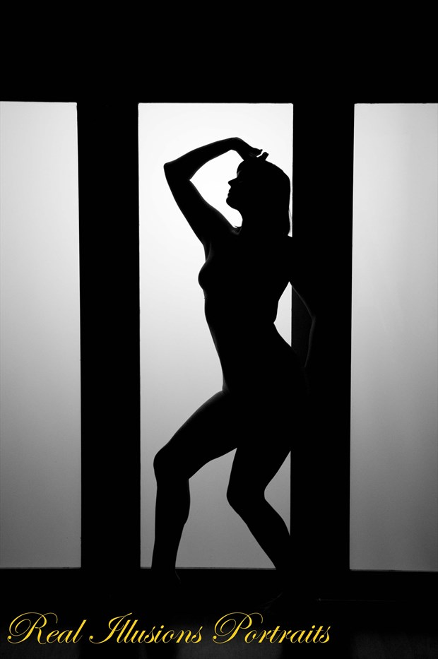 Silhouette Alternative Model Photo by Model Catherine Monk