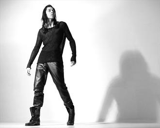 Silhouette Alternative Model Photo by Model Cocaine James