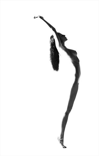 Silhouette Figure Study Photo by Photographer KJames Photo