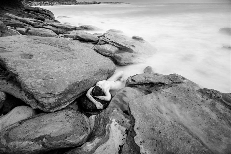 Silk Artistic Nude Photo by Photographer jalaru photography