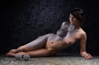 Silver Nude Artistic Nude Photo by Photographer Aduro