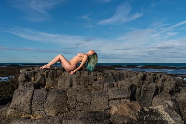 Siren's Song Artistic Nude Photo by Model Satya