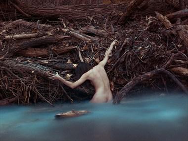 Siren Artistic Nude Photo by Model IDiivil