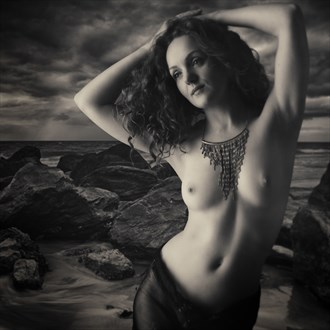 Siren Artistic Nude Photo by Photographer Andy G Williams