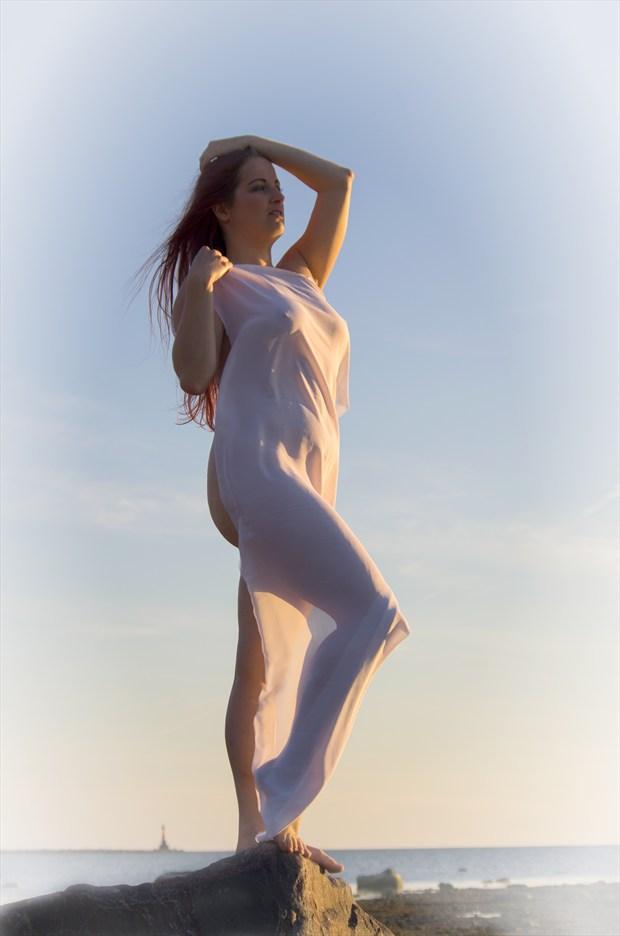 Siren Artistic Nude Photo by Photographer TarmoSiirak