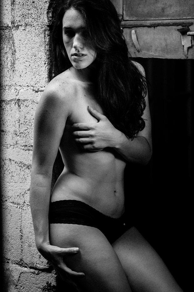 Sirena Wren Glamour Photo by Photographer saul