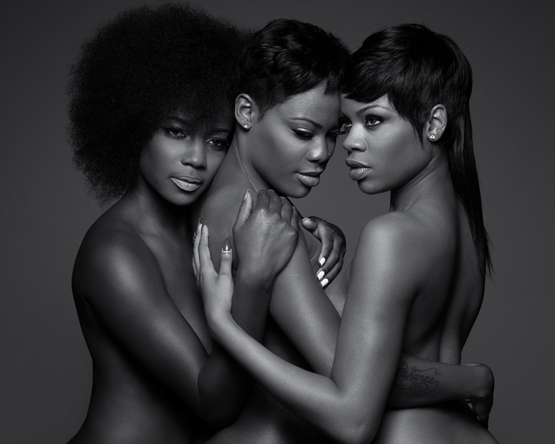 Sisters Artistic Nude Photo by Photographer Dwightxm