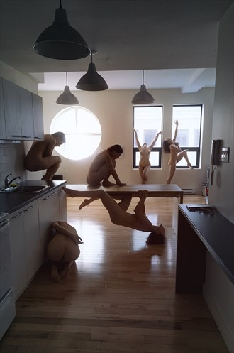 Six Artistic Nude Photo by Model erin elizabeth