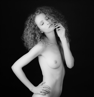 Sjur Roald Artistic Nude Photo by Model Fredau