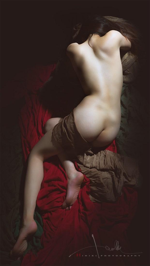 Sleeping  Artistic Nude Photo by Photographer Trinh Xuan Hai