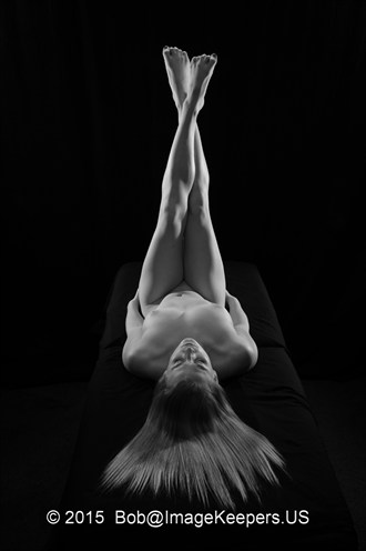 Sleeping Angel  Artistic Nude Photo by Model acro11
