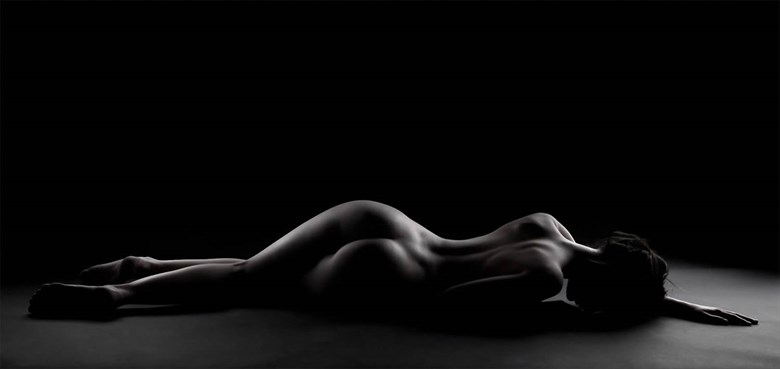 Sleeping Beauty  Artistic Nude Photo by Photographer Perfect foto