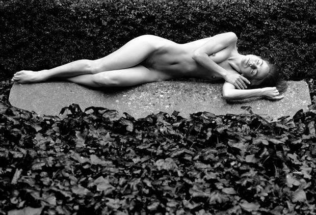 Sleeping Beauty Artistic Nude Photo by Photographer Miguel Soler Roig