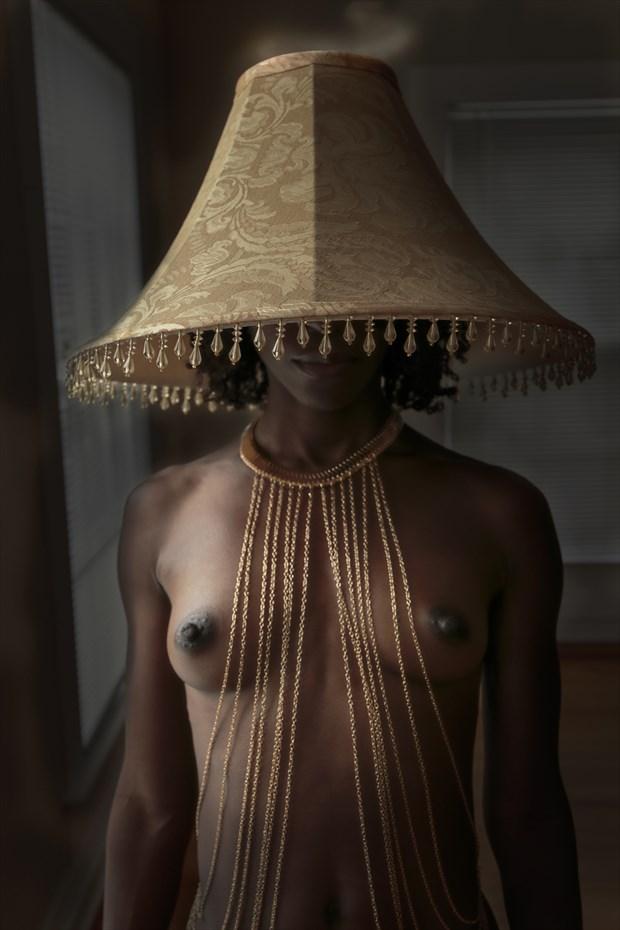 Smokin Artistic Nude Photo by Artist Kevin Stiles