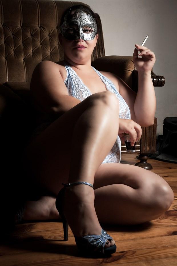 Smoking Erotic Photo by Photographer ErvinGaspic