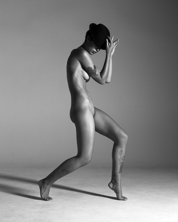 Smooth Criminal Artistic Nude Photo by Photographer Michael Jenkins