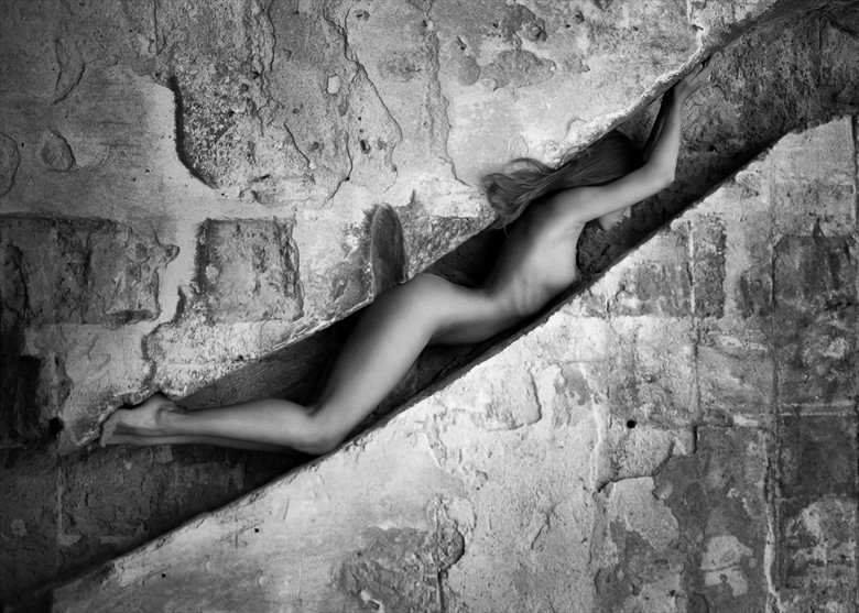 Snake Artistic Nude Photo by Photographer Andrey Stanko