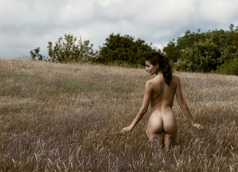 Snakes in the grass Artistic Nude Photo by Photographer NikGuy