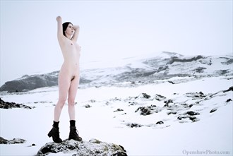 Snow White  Artistic Nude Photo by Model Johannsdottir