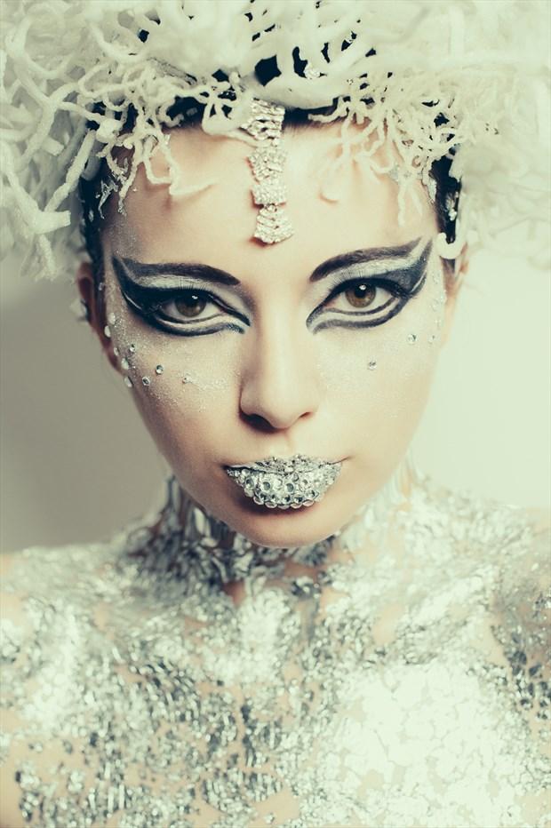 Snow queen Fantasy Photo by Photographer TOULOUKI