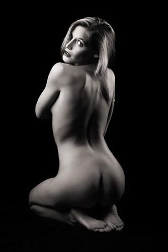 Snowbird Artistic Nude Photo by Photographer William von Wenzel