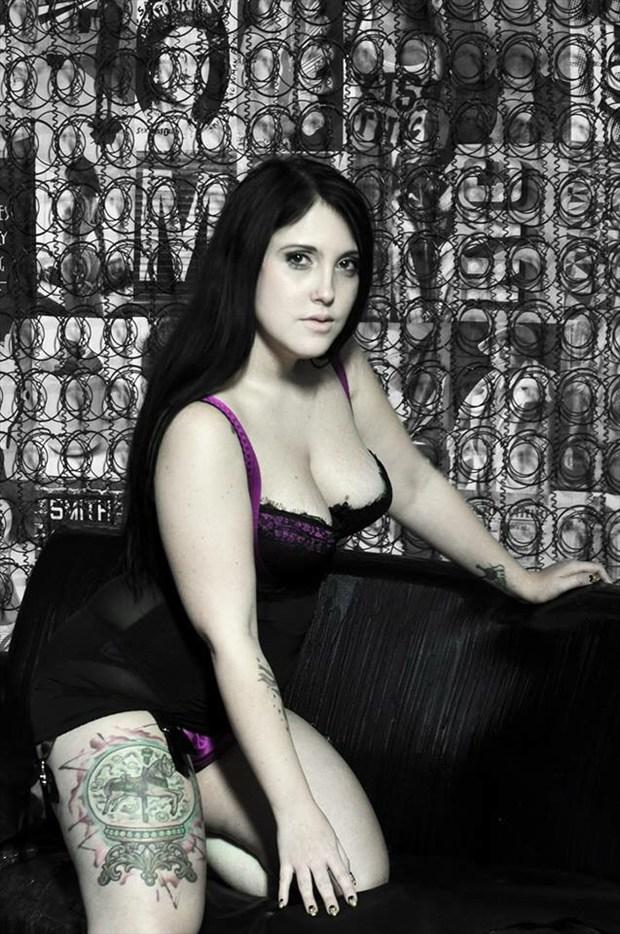 Sofa Body Stories Tattoos Photo by Model Pocket Girl