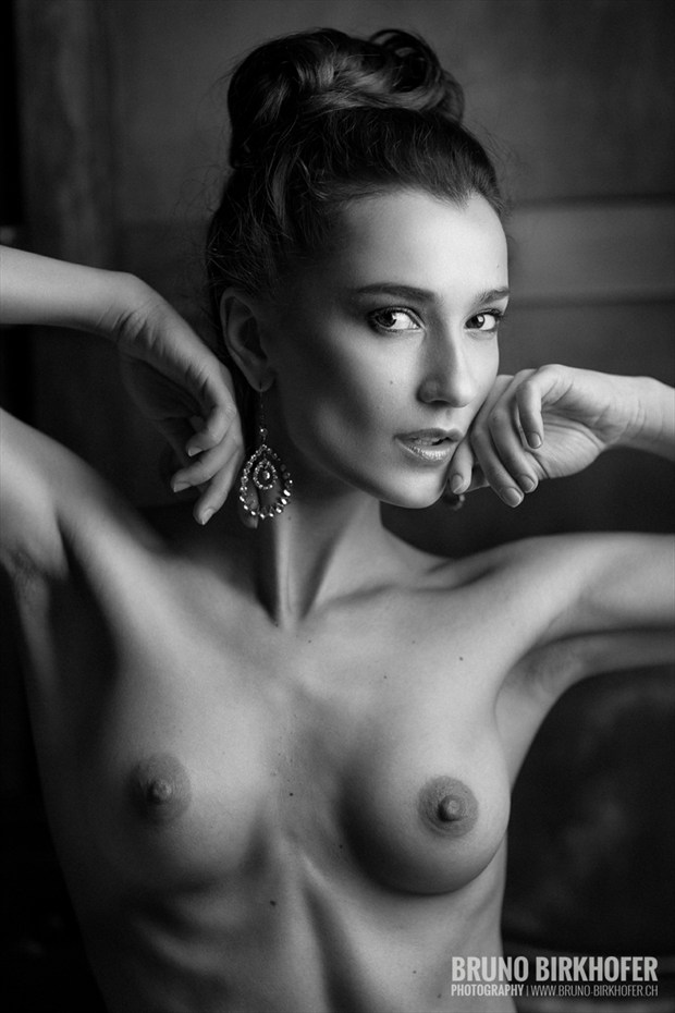 Sofie Artistic Nude Photo by Photographer Bruno Birkhofer