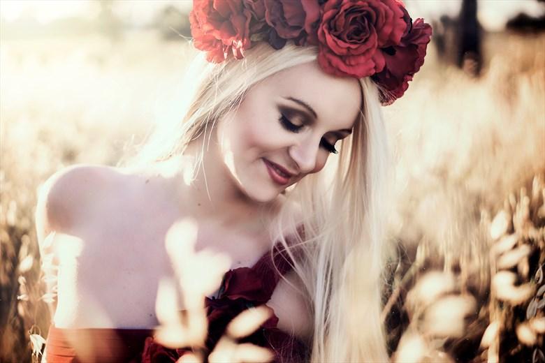 Soft Beauty Close Up Photo by Model Kelly_Kooper