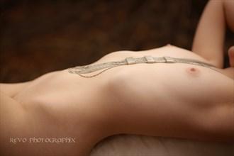 Soft Body Artistic Nude Photo by Photographer Revo