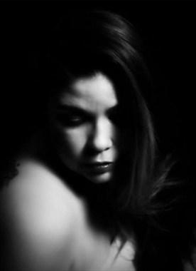 Soft Focus Emotional Photo by Model Phoenix Sirena