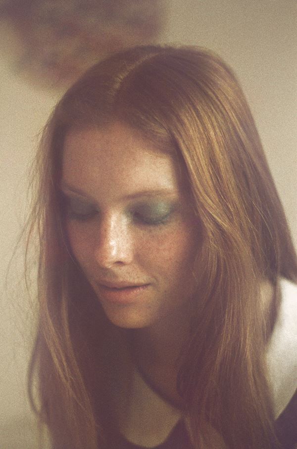 Soft Focus Portrait Photo by Photographer Tanya McGeever